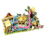 3D Themapark en sprookjes