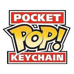 FK Pocket Pop! Keychains