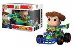 Funko Pop! Vinyl figuur - Disney Toy Story 56 Woody with RC