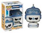 Funko Pop! Vinyl figuur - Animatie Penguins of Madagascar 165 Short Fuse