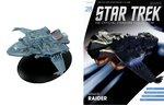Eaglemoss model - Star Trek The Official Starships Collection 28 Maquis Raider