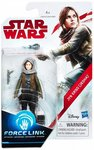 Hasbro actiefiguur - Star Wars The Last Jedi Force Link C1503/C3523 Jyn Erso Jedha