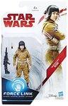 Hasbro actiefiguur - Star Wars The Last Jedi Force Link C1531/C1534 Rose Resistance Tech