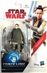 Hasbro actiefiguur - Star Wars The Last Jedi Force Link C1503/C3528 Rey Island Journey
