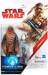 Hasbro actiefiguur - Star Wars The Last Jedi Force Link C1531/C1536 Chewbacca with Porg