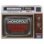 Hasbro Bordspel - Games Monopoly Collectors Edition E8194 Stranger Things