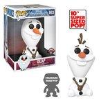 Funko Pop! Vinyl figuur - Disney Frozen II 10 inch 603 Olaf Special Edition
