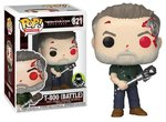 Funko Pop! Vinyl Figure - Scifi Terminator Dark Fate 821 T-800 (Battle) Popcultcha Exclusive