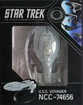 Eaglemoss Model - Star Trek Voyager The Official Starships Collection 4428 USS Voyager NCC-74656