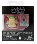 Hasbro Action Figure - Star Wars The Black Series The Mandalorian F1203 The Child Baby Yoda
