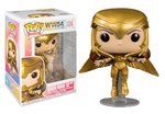 Funko Pop! Vinyl Figure - DC Wonder Woman 1984 324 Wonder Woman Golden Armor Flying