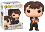 Funko Pop! Vinyl Figure - Fantasy Harry Potter 116 Neville with Monster Book