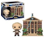 Funko Pop! Vinyl Figure - Scifi Back to the Future Pop! Town 15 Doc with Clock Tower