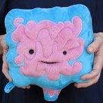 I Heart Guts - Immense Darmen (Immense Intestine) plush
