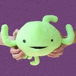 I Heart Guts - Lymfe knoop (Lymph node) plush