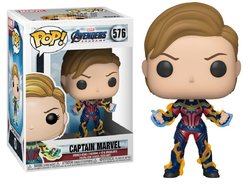Funko Pop! Vinyl figuur - Marvel Avengers Endgame 576 Captain Marvel