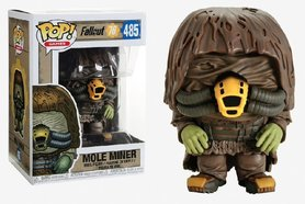 Funko Pop! Vinyl Figure - Games Fallout 76 485 Mole Miner