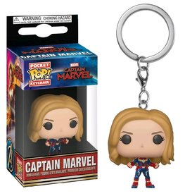 Funko Pocket Pop! Keychain - Marvel Captain Marvel Captain Marvel