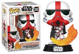 Funko Pop! Vinyl figuur - Star Wars The Mandalorian 350 Incinerator Stormtrooper
