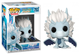 Funko Pop! Vinyl figuur - Animatie The Dragon Prince 753 Zym