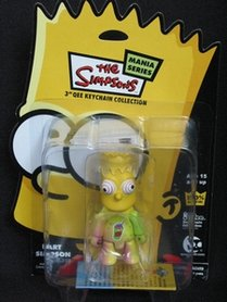 Bart Simpson Qee: Squishee Bart (variant)