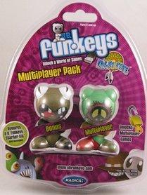 UB Funkeys Dream State Multipack Tiki & Dyer (rare/zeldzaam)