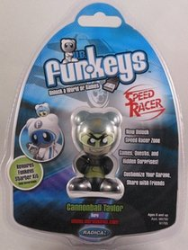 UB Funkeys Speedracer Cannonball Taylor (rare)