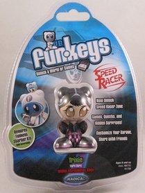 UB Funkeys Speedracer Trixie (very rare - heel zeldzaam)