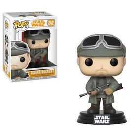Funko POP! Star Wars Han Solo Movie: 242 Tobias Beckett