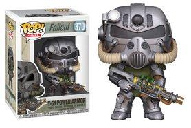Funko Pop! Vinyl Figure - Games Fallout 370 T-51 Power Armor
