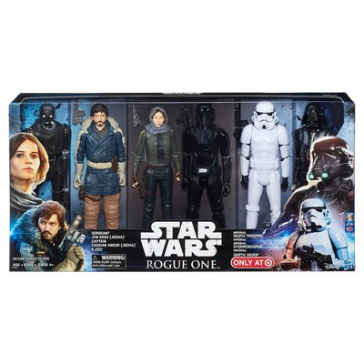 Star Wars Rogue One - 12 inch figure set