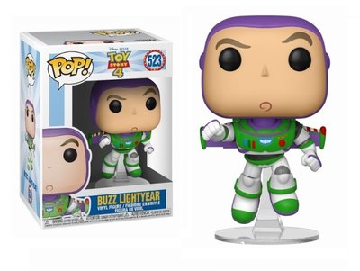 Funko Pop! Vinyl figuur - Disney Toy Story 4 523 Buzz LightYear
