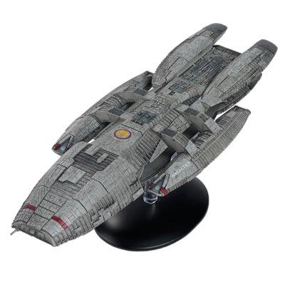 Eaglemoss Battlestar Galactica 03 - Galactica Ship 2004