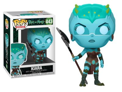 Funko Pop! Vinyl figuur - Animatie Rick and Morty 443 Kiara