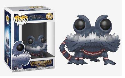 Funko Pop! Vinyl figuur - Fantasy Fantastic Beasts The Crimes of Grindelwald 18 Chupacabra