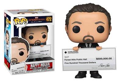 Funko Pop! Vinyl figuur - Marvel Spider-man Far From Home 472 Happy Hogan