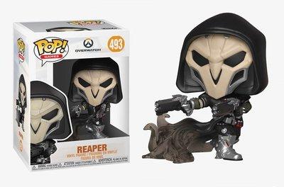 Funko Pop! Vinyl figuur - Games Overwatch 493 Reaper