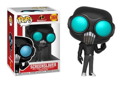Funko Pop! Vinyl figuur - Animatie Incredibles 369 Screenslaver