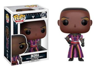 Funko Pop! Vinyl figuur - Games Destiny 236 Ikora Rey