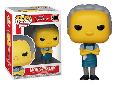 Funko Pop! Vinyl figuur - Animatie The Simpsons 500 Moe Szyslak