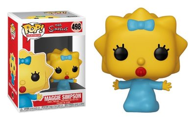 Funko Pop! Vinyl figuur - Animatie The Simpsons 498 Maggie Simpson