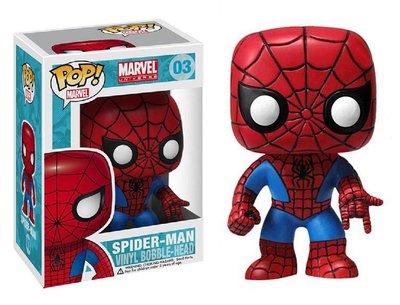 Funko Pop! Vinyl figuur - Marvel Spider-man 03 Spiderman