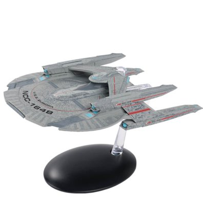 Eaglemoss model - Star Trek Discovery The Official Starships Collection 05 USS Europa NCC-1648