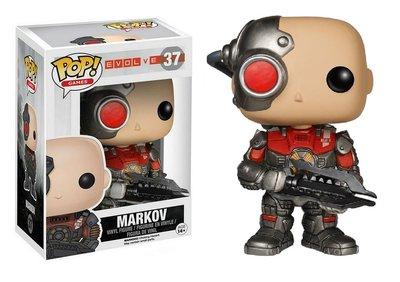 Funko Pop! Vinyl figuur - Games Evolve 37 Markov