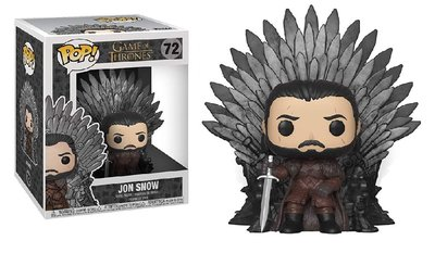 Funko Pop! Vinyl figuur - Fantasy Game of Thrones 72 Jon Snow