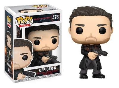 Funko Pop! Vinyl figuur - Scifi Blade Runner  2049 476 Officer K.