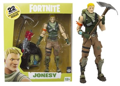 McFarlane actiefiguur - Games Fortnite 10612 Jonesy