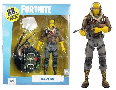 McFarlane actiefiguur - Games Fortnite 10603 Raptor