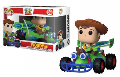 Funko Pop! Vinyl figuur - Disney Toy Story 56 Woody with RC