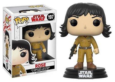 Funko Pop! Vinyl figuur - Star Wars The Last Jedi 197 Rose